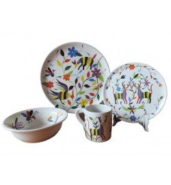 CAMPESTRE DINNERWARE (16 PIECE SET)
