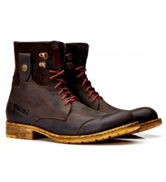 K´URUCH LACE UP BOOTS