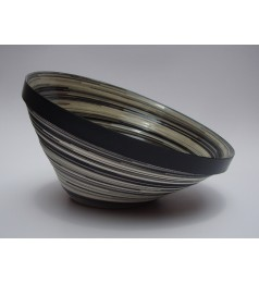 Serpentina B&W Fruit Bowl