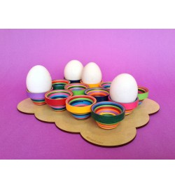 Serpetina Egg Holder
