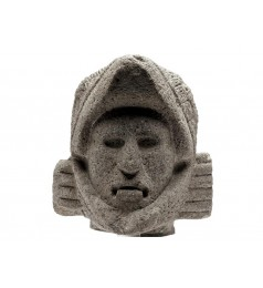 Eagle-Warrior Head/NATIONAL MUSEUM OF ANTHROPOLOGY